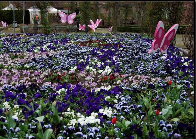 Frühlingsmarkt Maxipark Hamm